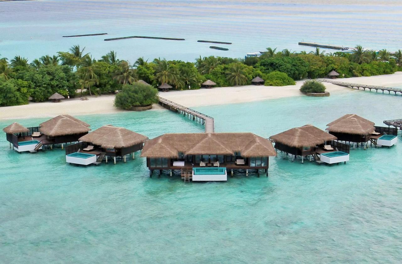 Maria Gabriela Zoana hotel Maldive