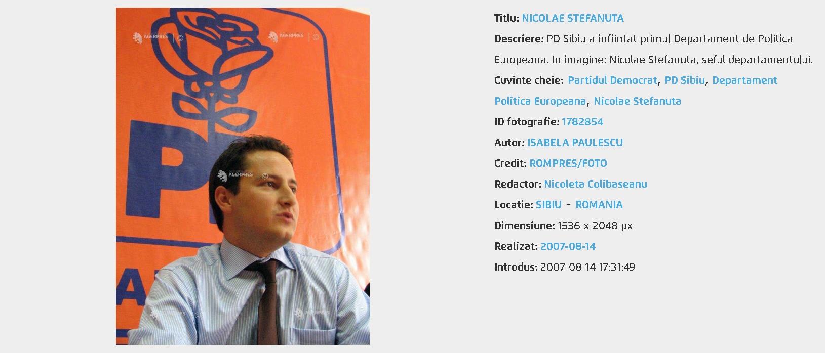 Nicolae Stefanuta Rompres
