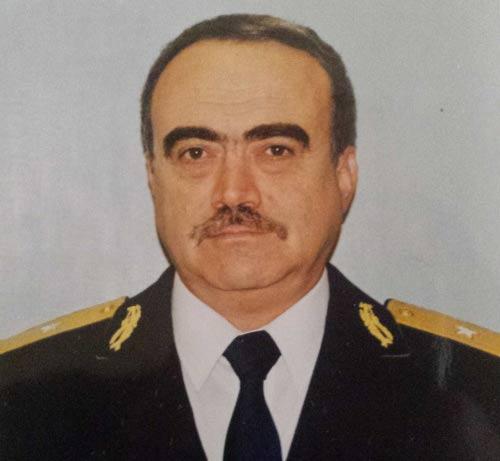 general Mihai Bichir SIE