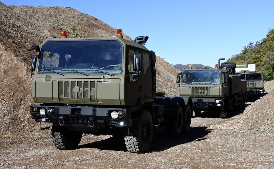 camioane Iveco