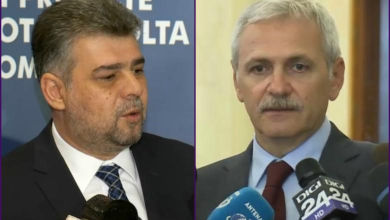 """Marcel Ciolacu se leapădă de Liviu Dragnea. """"Nu pot să îmi permit să mă duc la penitenciar să vizitez..."""""""