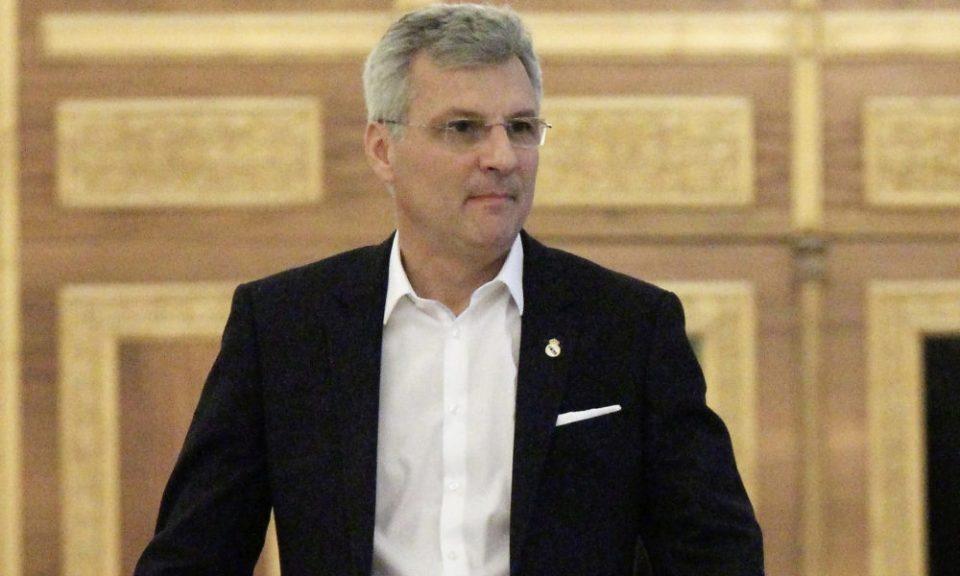 """Daniel Zamfir e convins că Ministrul finanțelor Florin Cîțu """"va da socoteală pentru dezmățul pe care îl face"""""""