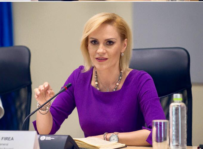 """Gabriela Firea este """"cel mai puternic candidat"""", spune viceprimarul Bădulescu. Nu l-a primit încă în stafful de campanie"""