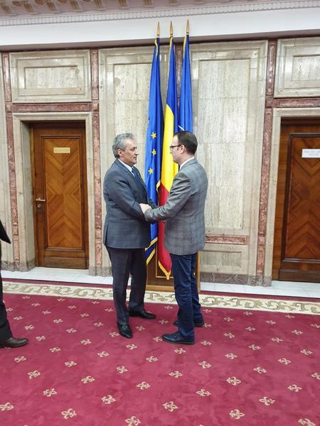 Alexandru Cumpănașu a venit cu propunere către ministrul de interne privind siguranța elevilor. Va fi aplicat de săptămâna viitoare