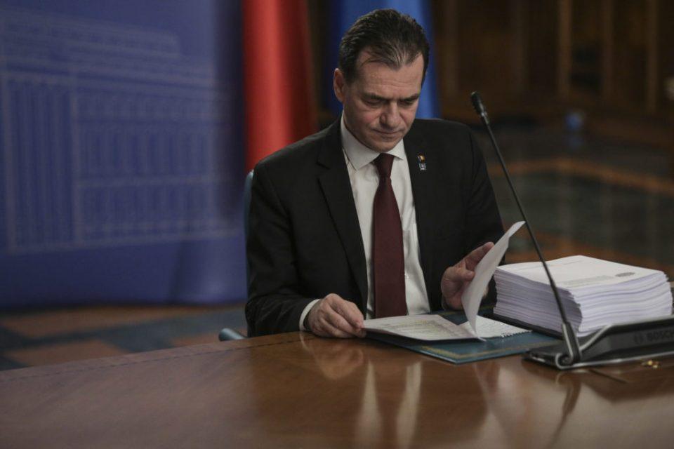 """Ludovic Orban: parlamentarii """"au votat fără să aibă discernământ"""" împotriva miniștrilor PNL, în comisii"""