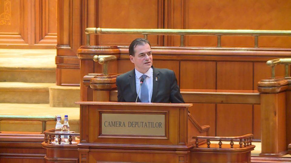 """Ludovic Orban a răbufnit la adresa parlamentarilor PSD: """"Sunteți parlamentari născuți din pixul lui Dragnea"""""""