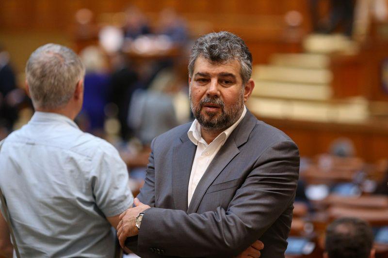 Marcel Ciolacu, sfidat chiar din interiorul PSD. Liderul organizației locale care i-a declarat război pe față