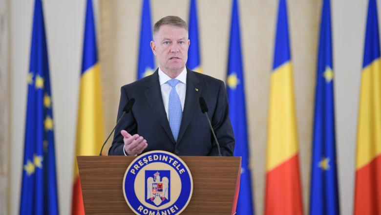 Președintele României a explicat locuitorilor din Suceava necesitatea carantinei.