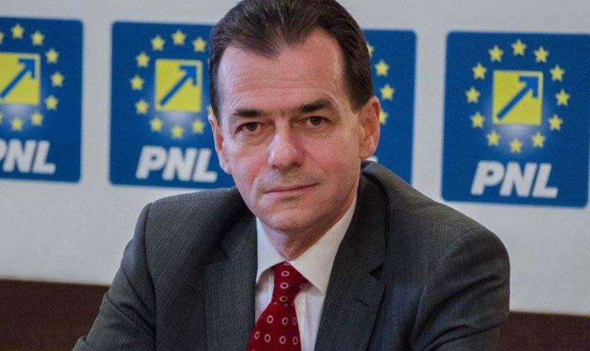 Ludovic Orban propus din nou de PNL pentru funcția de premier a spus Raluca Turcan
