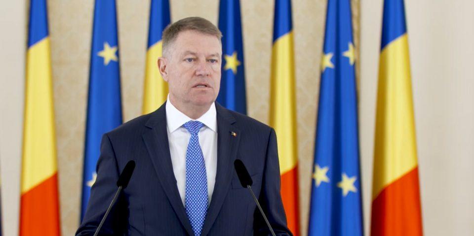 Restricțiile care rămân în vigoare după 15 mai prezentate de Iohannis