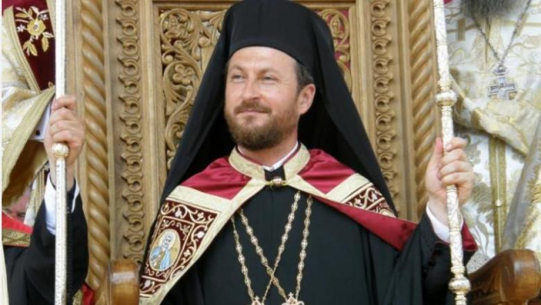 Corneliu Bârlădeanu fostul episcop de Huşi a fost arestat pentru viol