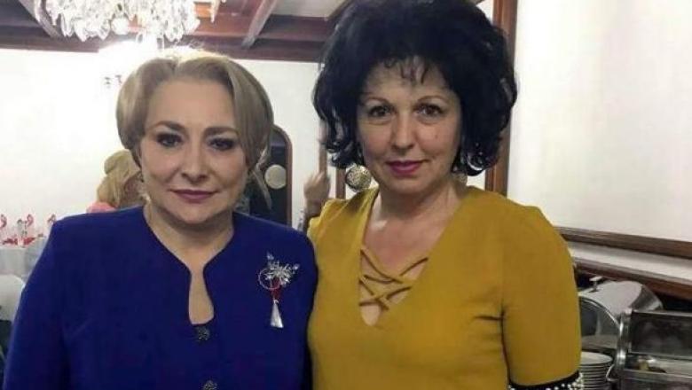 Fosta consilieră a Vioricăi Dăncilă, ridicată pentru corupție, Daniela Coța