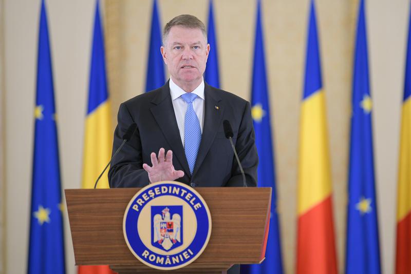 Repornirea economiei nu este necesară, pentru că nu a fost oprită, spune președintele Klaus Iohannis. S-au găsit soluții pentru evitarea măsurilor de austeritate