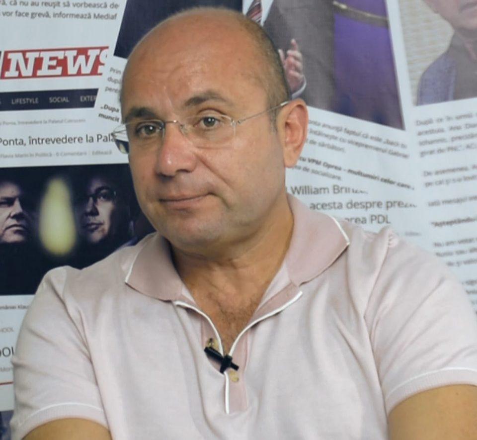 Analistul Cozmin Gușă a felicitat inițiativa lui Victor Boștinaru,