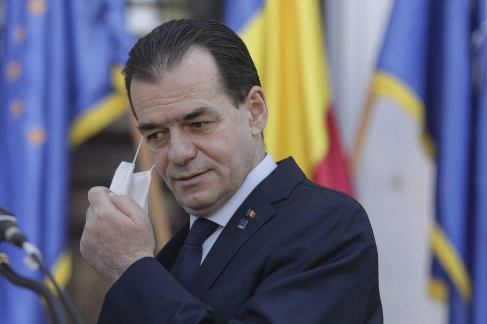 """""""România era Italia la pătrat"""" a spus Ludovic Orban dacă nu lua măsuri"""