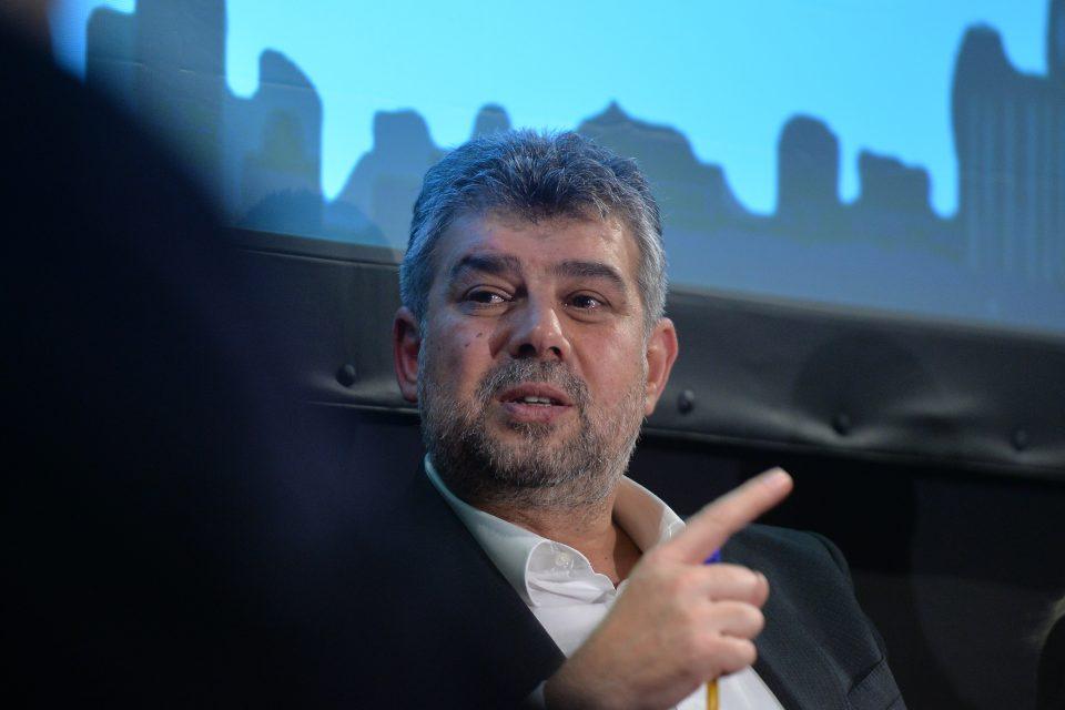 PSD crește în sondaje - interne, spune Marcel Ciolacu. Liderul interimar se pregătește de congres