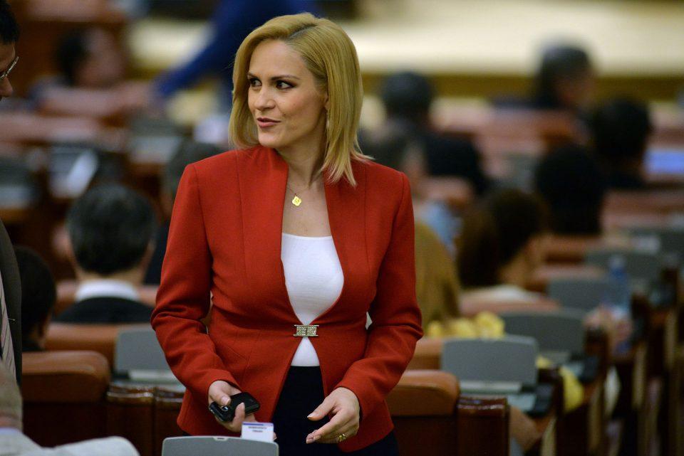 Gabriela Firea anunțase că va candida dar acum pare a se răzgândi