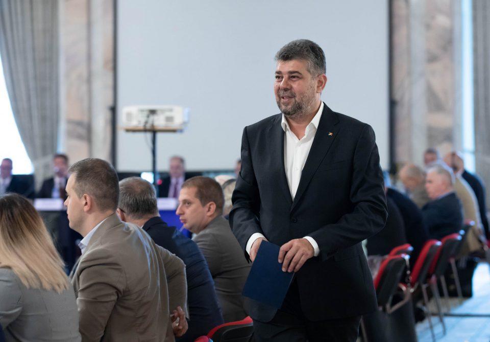 Marcel Ciolacu s-a gândit deja la un premier în locul lui Orban