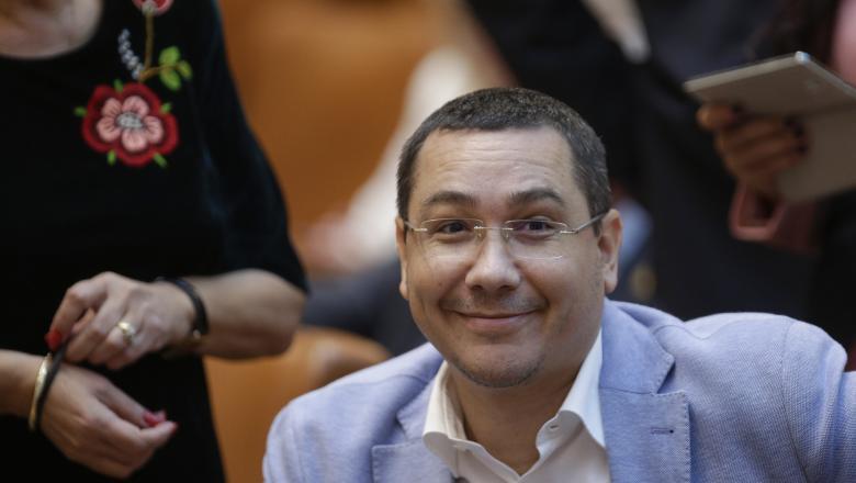 Victor Ponta ar putea candida la Primăria Capitalei