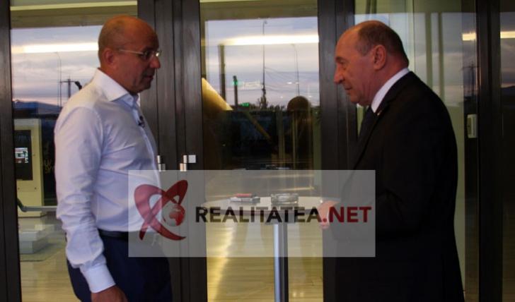Cozmin Gușă ar putea fi șeful de campanie al lui Traian Băsescu