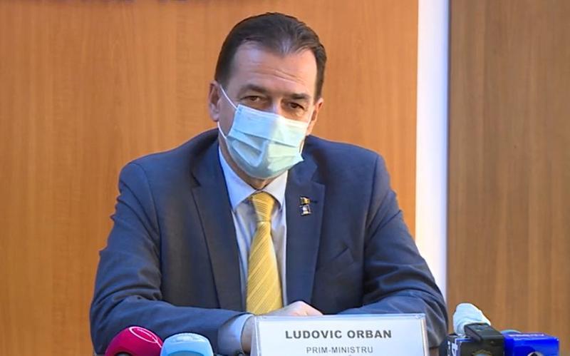 Creșterea cazurilor de coronavirus datorată vidului legislativ, spune Orban