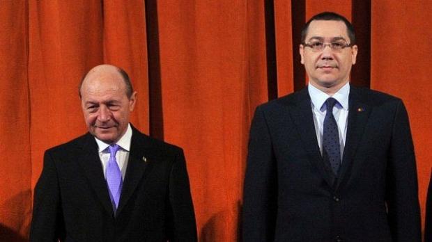 Victor Ponta îl atacă pe Traian Băsescu și formațiunea din care face parte