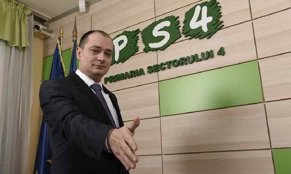 Primarul Sectorului 4 a îmbogățit
