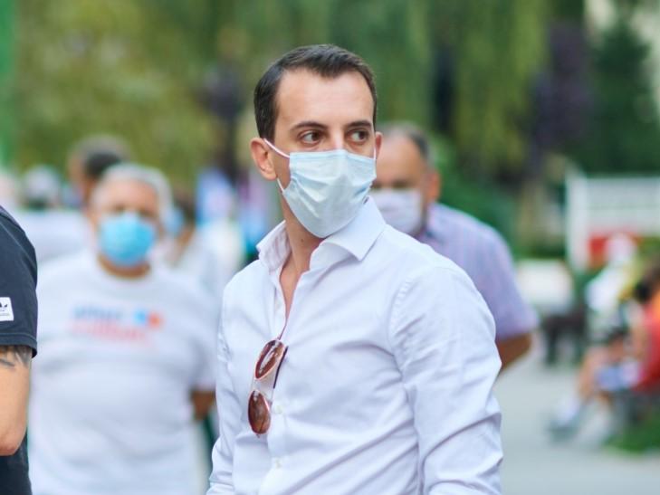 Florin Hossu lider USR a afirmat public că a consumat droguri de risc.