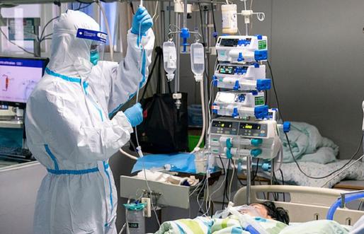 Mortalitatea COVID în România este a doua din Europa, după Cehia