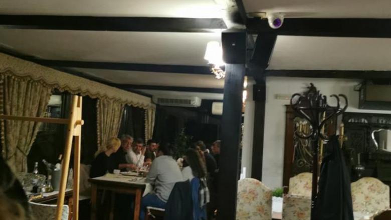 """Eugen Tomac, despre PSD-iștii care au fost surprinși în restaurant: """"Sărbătoreau victoria lui Florin Iordache"""""""