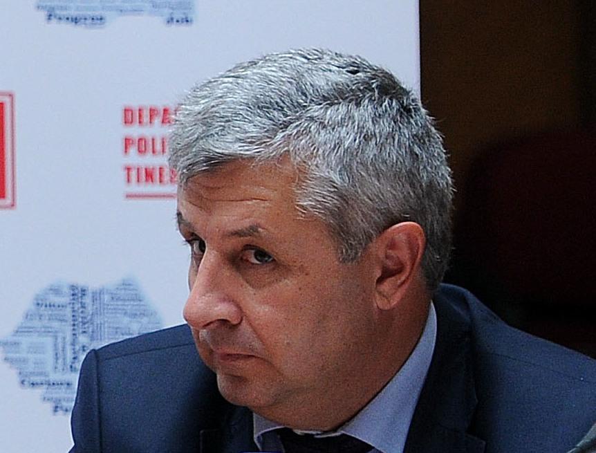 Deputatul Florin Iordache și-a depus candidatura la Consiliul Legislativ