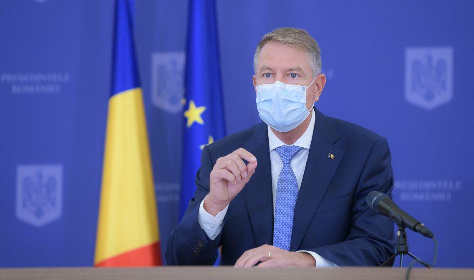 """Klaus Iohannis: """"Alegerile trebuie să aibă loc la termen/ Pandemia nu se va termina nici anul viitor """""""