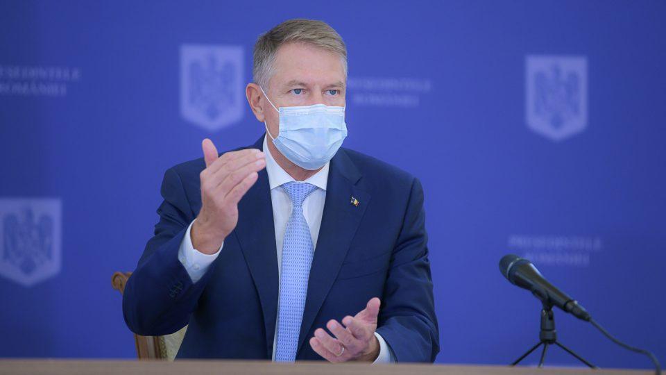 Klaus Iohannis anunță: Alegerile parlamentare au fost stabilite conform legii şi vor avea loc pe 6 decembrie