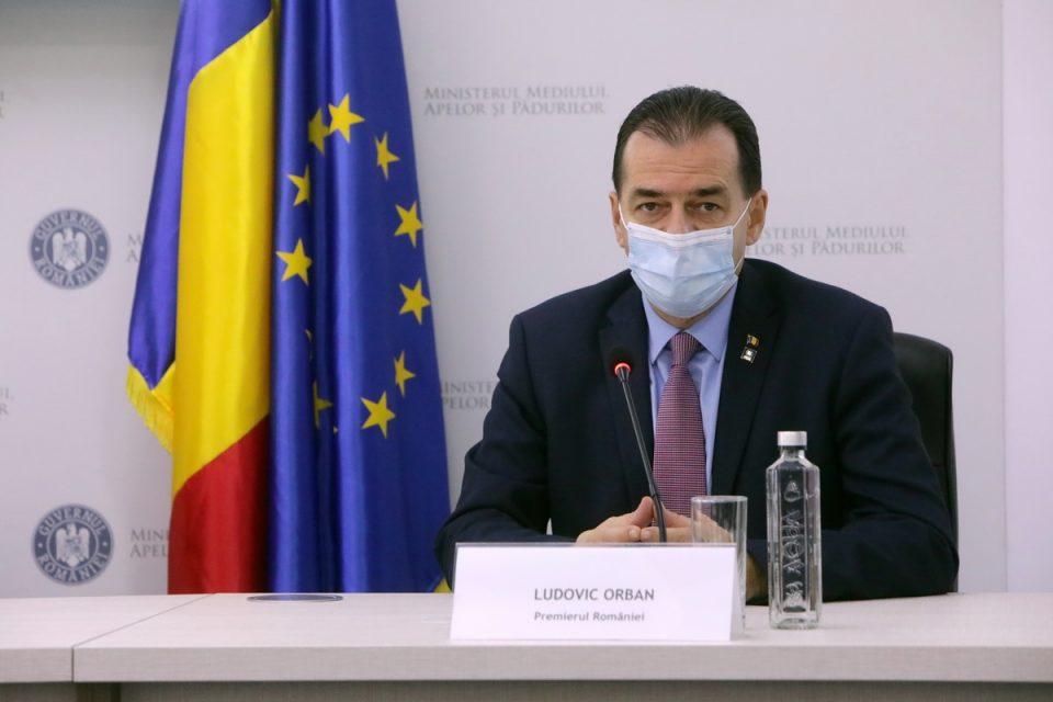 """Ludovic Orban anunță: """"Există vaccin anti COVID. Noi trebuie să fim pregătiți"""""""